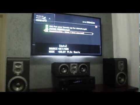 Meu Cinema – Samsung 3d, Denon 2112, JBL ES30, ES25, JBL ES250P, Surround Sat200, Panamax 5300