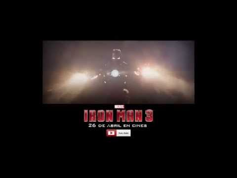 Trailer marvel (Thor la segunda parte) (Iron man 3)