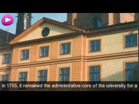 Uppsala University Wikipedia travel guide video. Created by Stupeflix.com
