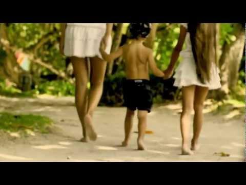 Simple Song - English Music Video Shooting In Seychelles By Russian Singer Alisa Troshenkova video