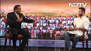 #NDTVYuva - मुंबई में फिट नहीं हो पाया, मुझे सिर्फ राजनीति ही आती है:  चिराग पासवान