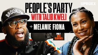 Talib Kweli And Melanie Fiona Talk Drake, Toronto Hip-Hop Scene & Major Label Deals | People's Party