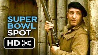The Monuments Men Super Bowl SPOT (2013) - Matt Damon, Bill Murray Movie HD