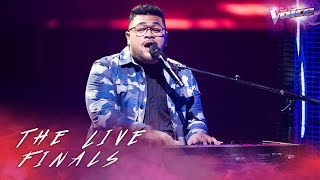 The Lives 3: Ben Sekali sings Call Out My Name | The Voice Australia 2018