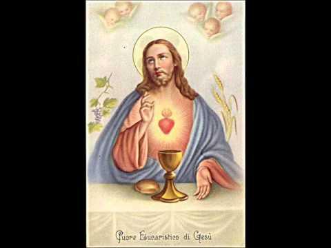 Молебень до Найсвятішого Серця Христового