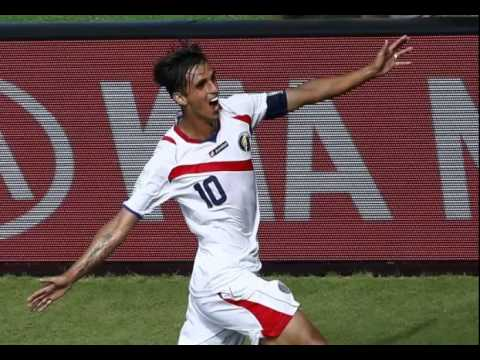 Bryan Ruiz Goal - Costa Rica vs Greece 1-1 ( Penalty Shootout 5-3 World Cup 2014 ) HD