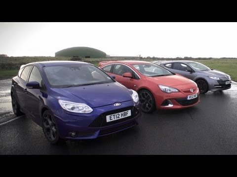 Ford Focus ST Hot Hatchback Showdown - CHRIS HARRIS ON CARS
