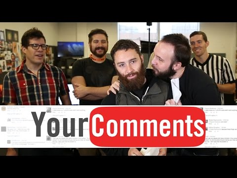 WE GET OUR PUMP ON? - Funhaus Comments #54