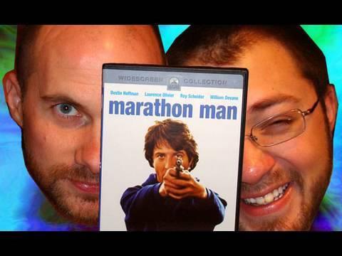 Marathon Man (DVD Giveaway)