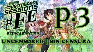 UNCENSORED Tokyo Mirage Sessions #FE WII U P.3 UNCENSORED PATCH | SIN CENSURA