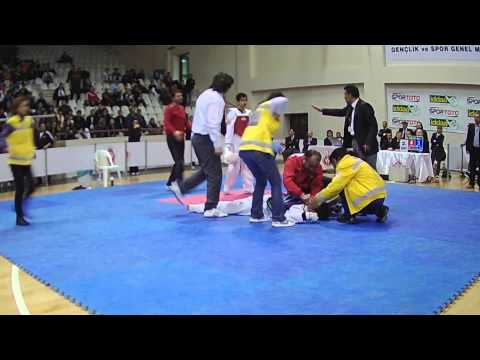 KO taekwondo wtf Image 1