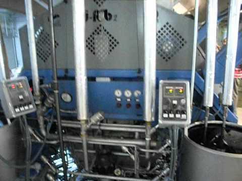jigger boyama yıkama makinesi