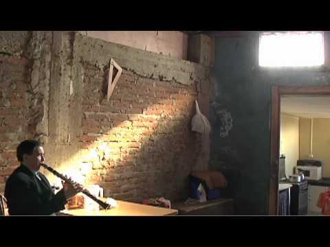 Escape to Silence. Notes of Life of Alfredo Espinoza (Trailer)