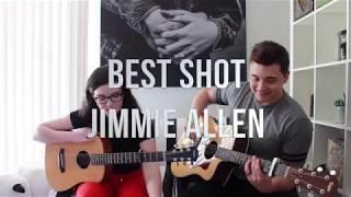 Jimmie Allen Best Shot Acoustic