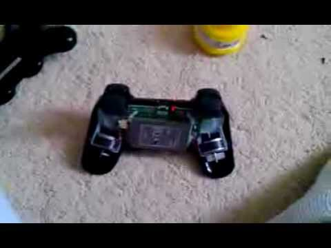 PS3 Controller Vibrate FIX