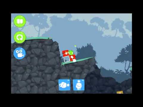Rise And Swine ALL LEVEL 2-1 to 2-12 Bad Piggies  all full Walkthroughs 3 Stars (all level)