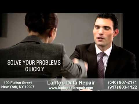 Laptop Data Repair Manhattan NYC