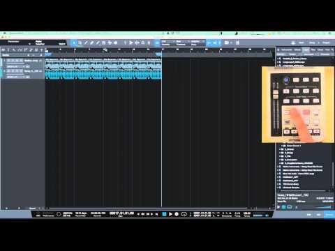 PreSonus FaderPort with Studio One v 3 DAW