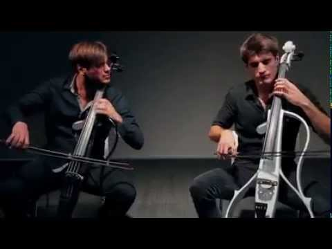 2cellos (sulic & Hauser) smells Like A Teen Spirit video