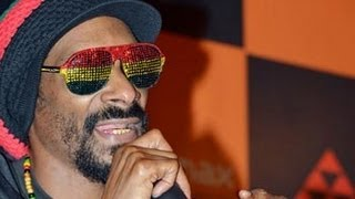 Snoop Dogg [Snoop Lion] Interview Live in India!