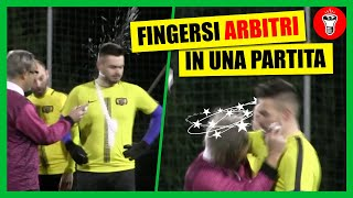 Fingersi Arbitro a una Partita di Calcetto - [Candid Camera Calcio] - theShow