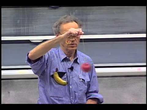 Walter Lewin - Physics works, I'm telling you!
