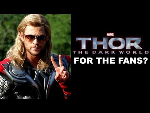 Thor 2 The Dark World 2013 - For the Fans?! : Beyond The Trailer