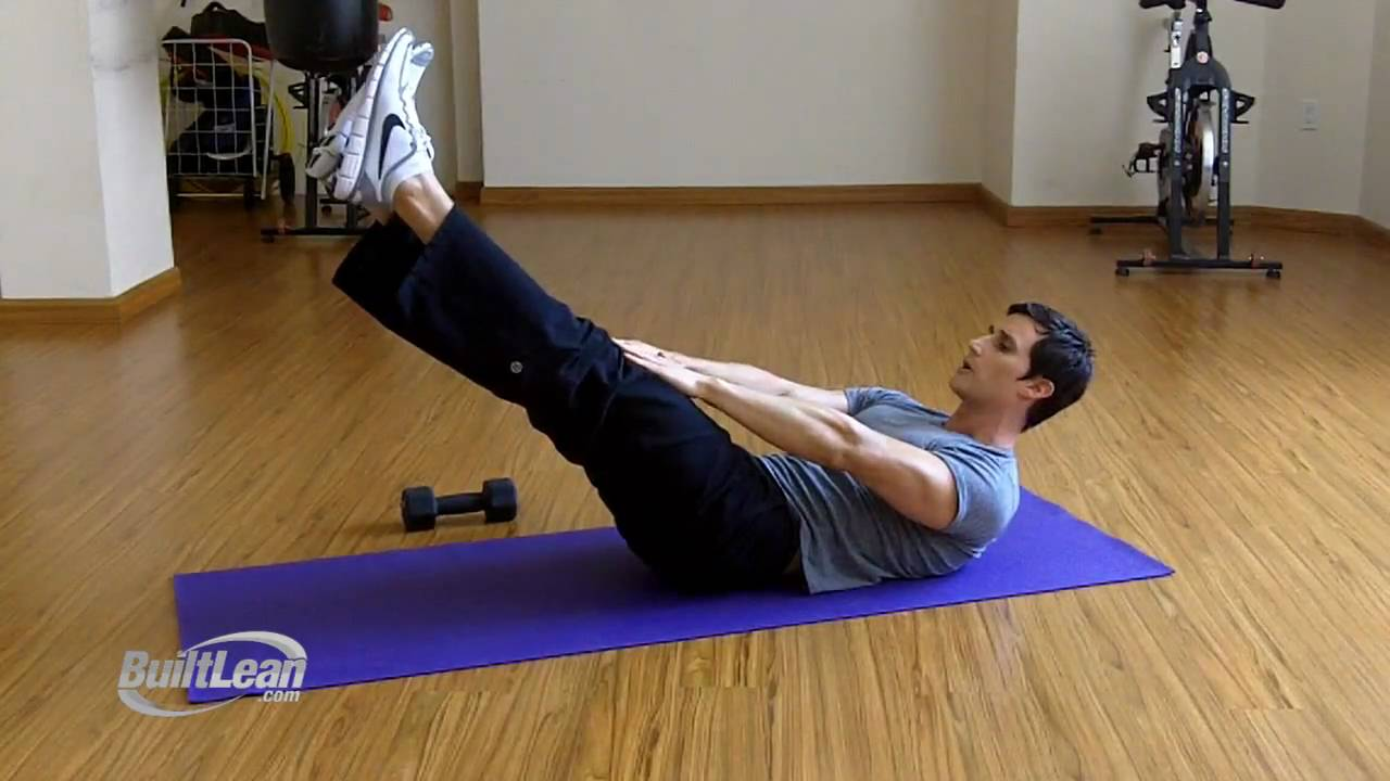 V Ups Exercise V-ups Lower Abs Exercise 3