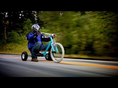 Trike Racing - Fast and the Furious klip izle