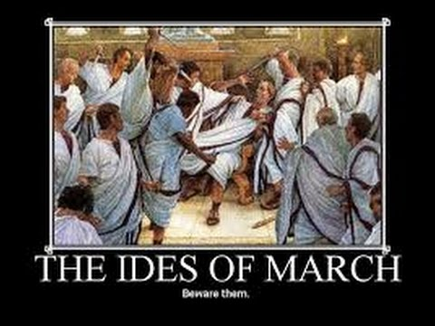 TVR [#316] 03-14-2017 END OF DAY REPORT - BEWARE THE IDES OF MARCH (ITS NOT WHAT YOU THINK)