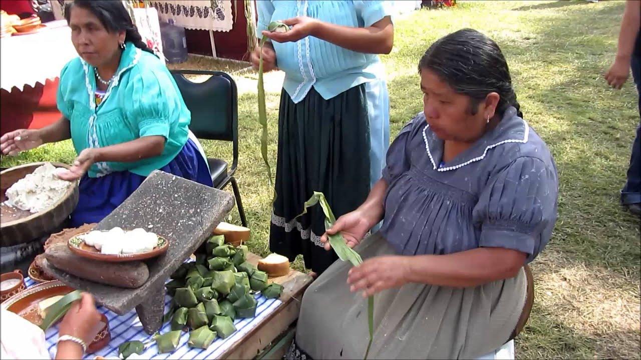 Corundas Michoacanas Recipe Corundas Michoacanas