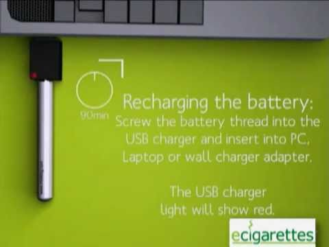 Intellicig Electronic Cigarette - Instructions and Care