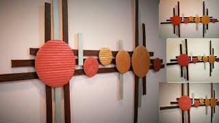DIY Wall Decor | DIY Wall Decor With Cardboard | diy Wall Hanging Craft Ideas | artmypassion