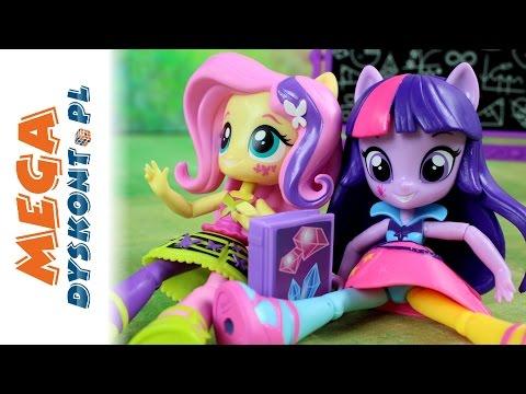 Zagubiony pamiętnik - Equestria Girls Minis - Bajki dla dzieci