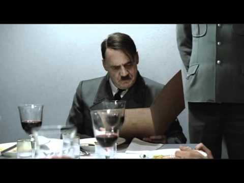 Hitler finds out Schumacher is not on pole at Monaco