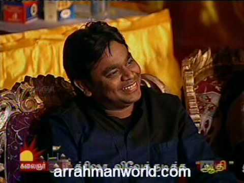 0 Thai manne vanakkam song performed by Chinese Artist