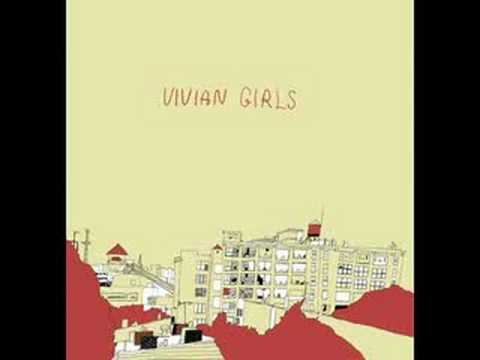Vivian Girls - Where Do You Run To