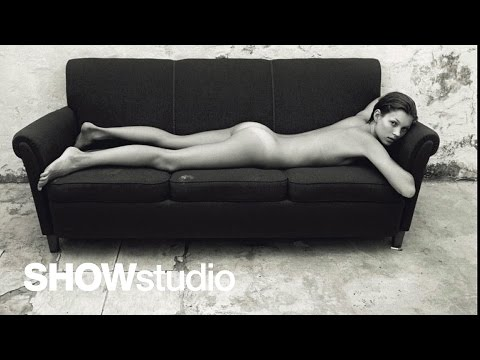 Subjective: Kate Moss interviewed by Nick Knight, being shot by Mario Sorrenti\