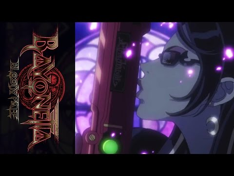 Bayonetta: Bloody Fate - Coming to Blu-ray & DVD Combo 10/21/14 - Anime Movie Trailer