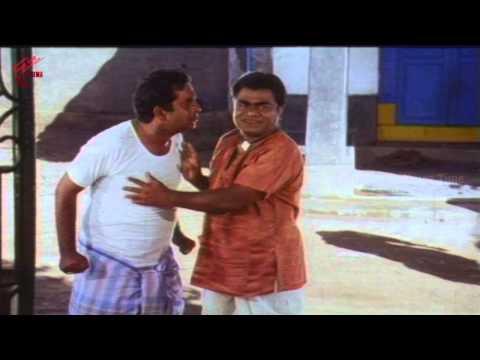 Babu Mohan, Brahmanandam Ultimate Comedy Scene    O Thandri O Koduku Movie    Nadhiya, Vinod