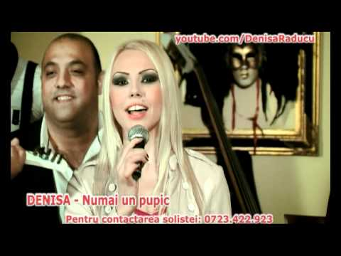 Sonerie telefon » DENISA – Numai un pupic (video original)