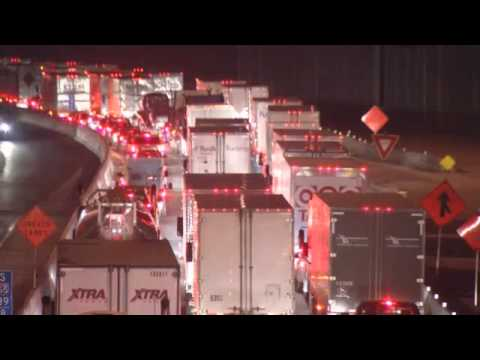 STEER CLEAR: Traffic Congestion on I-65 in N. Nashville Due to Construction