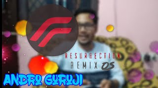 Resurrection Remix Rom For Motorola One Power || CHEF || CUSTOM ROM #ONEPOWER