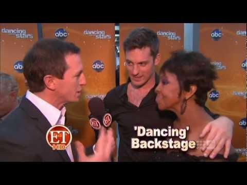 Rove McManus on Entertainment Tonight (2012)