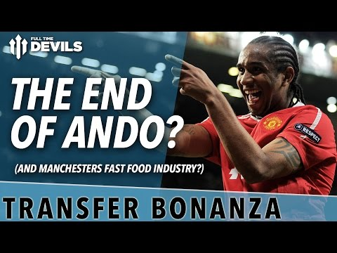 The End Of Ando? | Manchester United Transfer News Roundup
