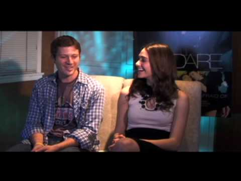 Emmy Rossum & Zach Gilford Compare Thanksgiving Stories