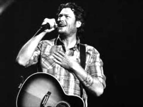 Blake Shelton - I Dont Care