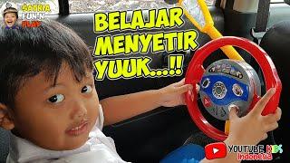 Belajar Menyetir Yuk Satria Fun n Play