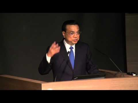 Li Keqiang (V Italy-China Innovation Forum)