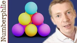 The Best Way to Pack Spheres - Numberphile